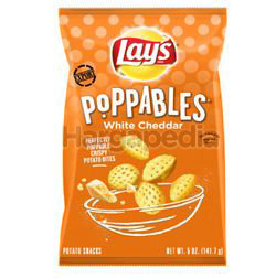 Lay's Poppables White Cheddar 141.70gm