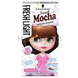 Schwarzkopf Freshlight Hair Colour Sweet Mocha 1set