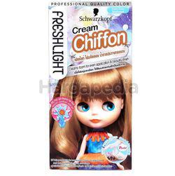 Schwarzkopf Freshlight Hair Colour Cream Chiffon 1set