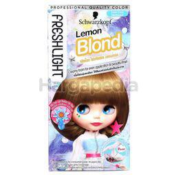 Schwarzkopf Freshlight Hair Colour Lemon Blond 1set