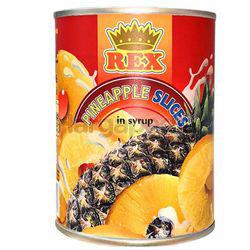 Rex Pineapple Slices 565gm