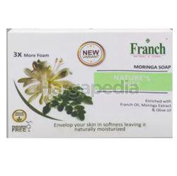 Franch Moringa Nature's Gift Soap 3x100gm