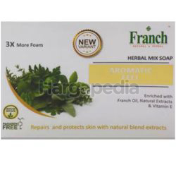 Franch Herbalmix Aromatic Feel Soap 3x100gm