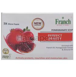 Franch Pomegranate Perfect Beauty Soap 3x100gm