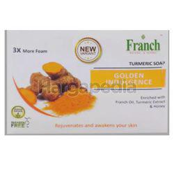Franch Turmeric Golden Indulgence Soap 3x100gm