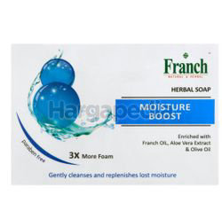 Franch Moisture Boost Herbal Soap 3x100gm