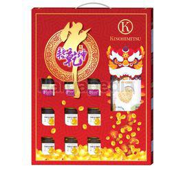 Kinohimitsu CNY Superfood 1kg + Essence of Chicken 6s + Bird's Nest 3s