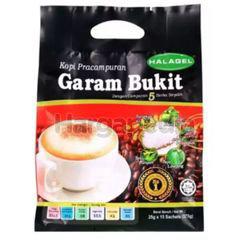 Halagel Rocksalt Premix Coffee 15x25gm