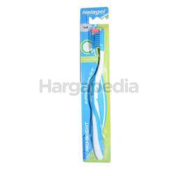 Halagel Soft Rubber Bristles Toothbrush 1s