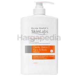 Skin Labs Gentle Vit E Face & Body Cleanse 1lit