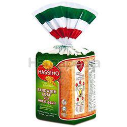 Massimo Sandwich Wheat Germ 400gm