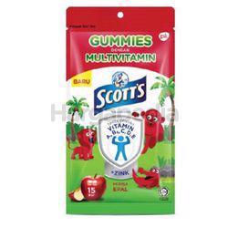 Scott's Multivitamin Gummies Apple 15s