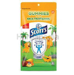 Scott's Multivitamin Gummies Tropical 15s