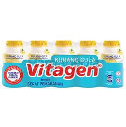 Vitagen Less Sugar Pineapple 5x125ml
