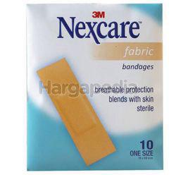 3M Nexcare Fabric Bandages 10s