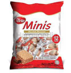 Torto Minis Cubes Chocolate Flavoured 120gm