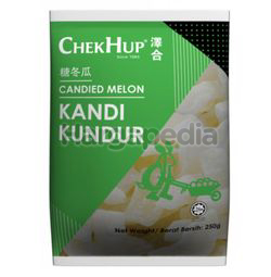 Chek Hup Candied Melon 250gm
