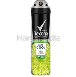 Rexona Men Deodorant Spray Fresh Lime 150ml