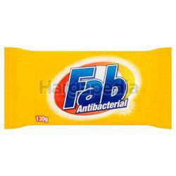 Fab Antibacterial Detergent Bar 130gm