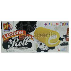 London Roll Milk 6x20gm