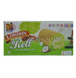 London Roll Coconut 6x20gm
