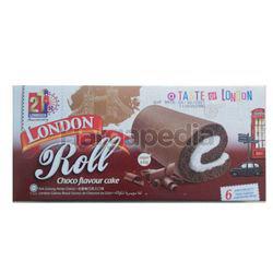 London Roll Chocolate 6x20gm