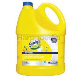 Sunlight Liquid Dish Wash Lemon 3.5lit