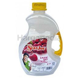 Star Jus Cordial Lychee 1lit