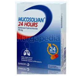 Mucosolvan 24hours Capsules 50s