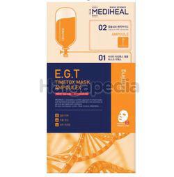 Mediheal E.G.T Timetox Ampoulex Face Mask 10s