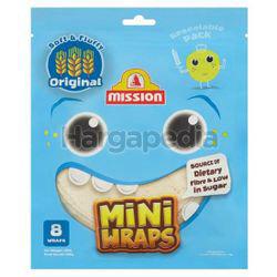 Mission Mini Wraps 8 Wraps Original 300gm