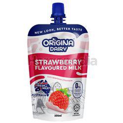 Origina Dairy Strawberry Milk 200ml