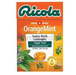 Ricola Orange Mint 27.5gm