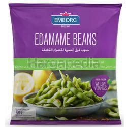 Emborg Edamame Beans 400gm