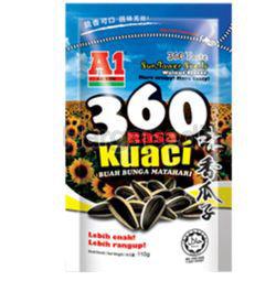 A1 360 Taste Kuaci Walnut Flavor 110gm