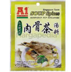 A1 Bak Kut Teh Spices Singapore Taste 20gm
