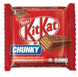 Kit Kat Chunky Original Value Pack 3x38gm