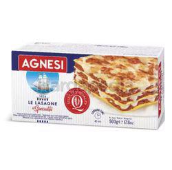 Agnesi Lasagne 500gm
