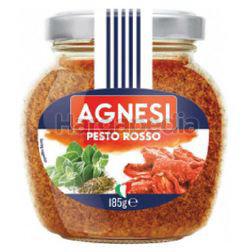 Agnesi Pesto Rosso 185gm