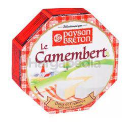 Paysan Breton Le Camembert Cheese 125gm