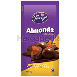 Tango Chocolate Doypack Almond 100gm