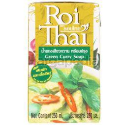 Roi Thai Soup Green Curry 250ml