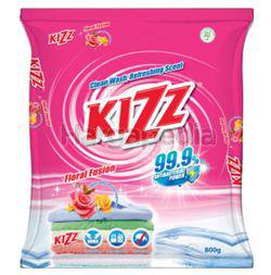 Kizz Detergent Powder Floral Fusion 800gm