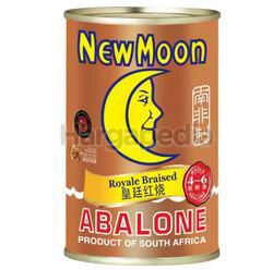 New Moon Braised South Africa Abalone 4-6s 400gm