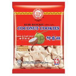 Hup Seng Ping Pong Coconut Cookies 90gm