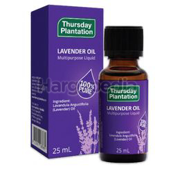 Thursday Plantation Lavender Oil 25ml