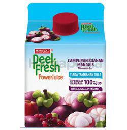 Marigold Peel Fresh Power Juice Mixed Fruit Mangosteen Juice 300ml