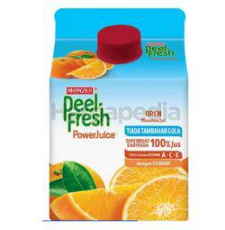 Marigold Peel Fresh Power Juice Sugar Orange Juice 300ml
