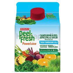 Marigold Peel Fresh Power Juice Mixed PowerVeggies & Fruits Juice 300ml