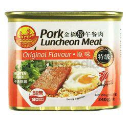 Golden Bridge Pork Luncheon Meat Original 340gm